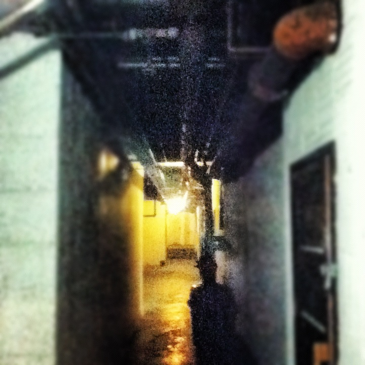 creepy basement