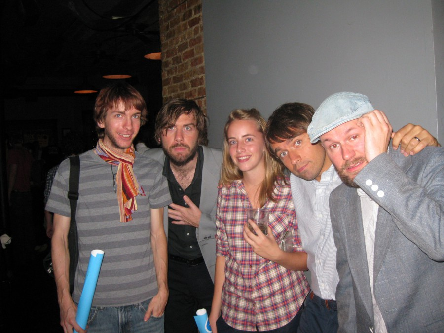 peter bjorn & john got to meet me + anna