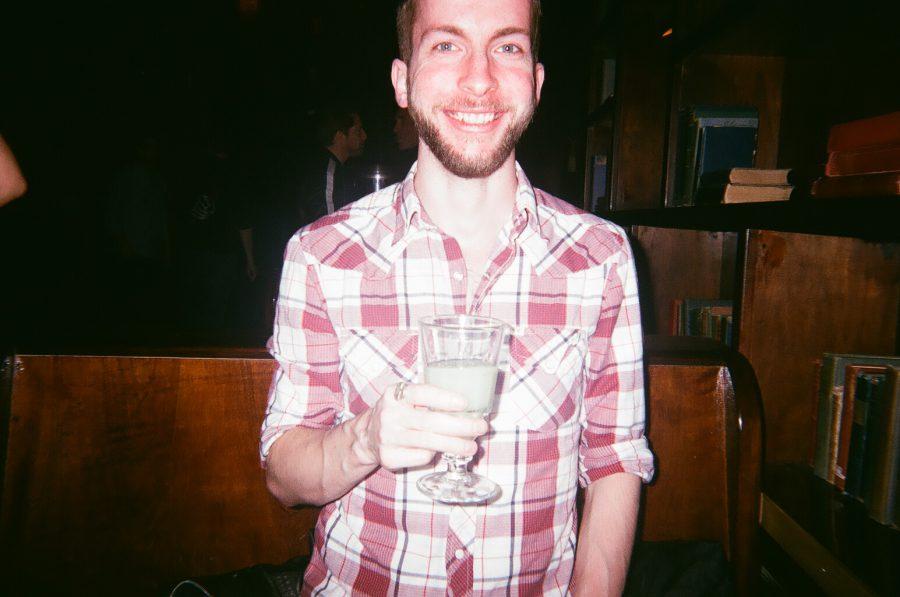 myself (28) + absinthe