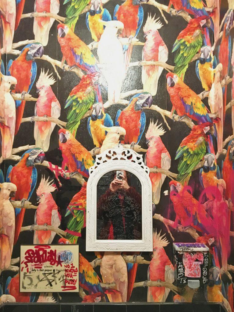 bird bathroom nyc