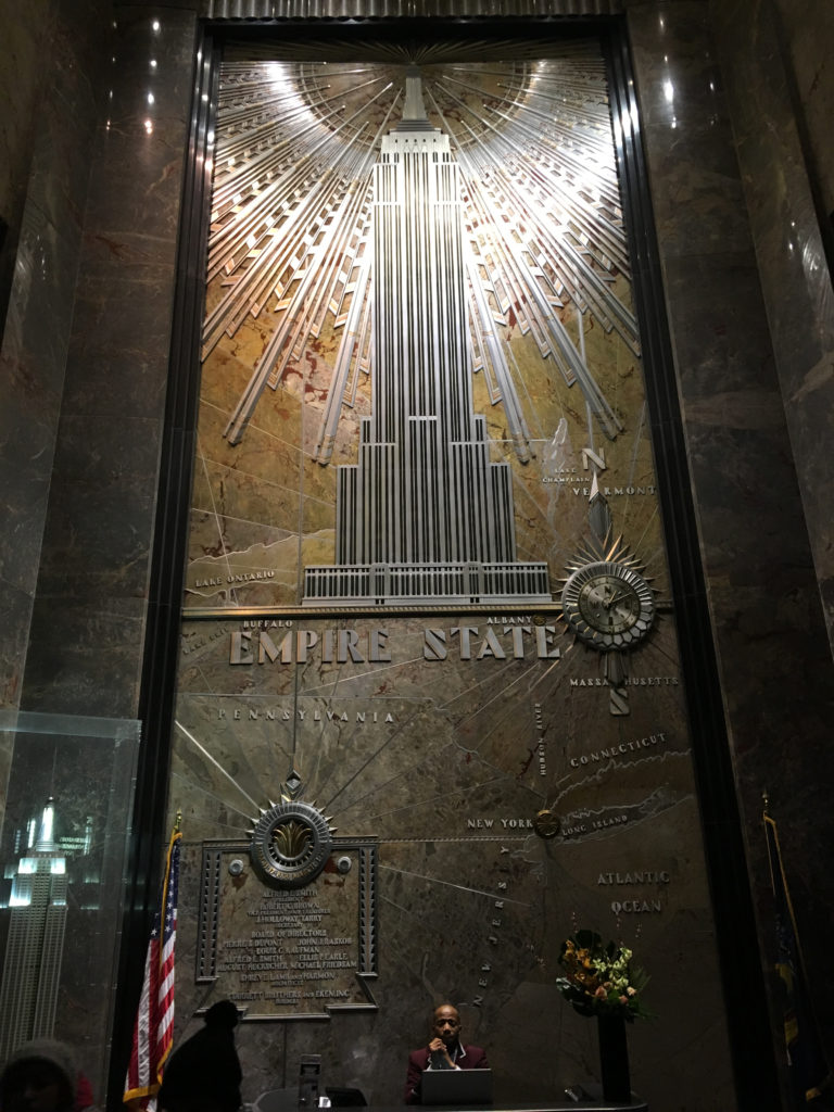 empire state interior