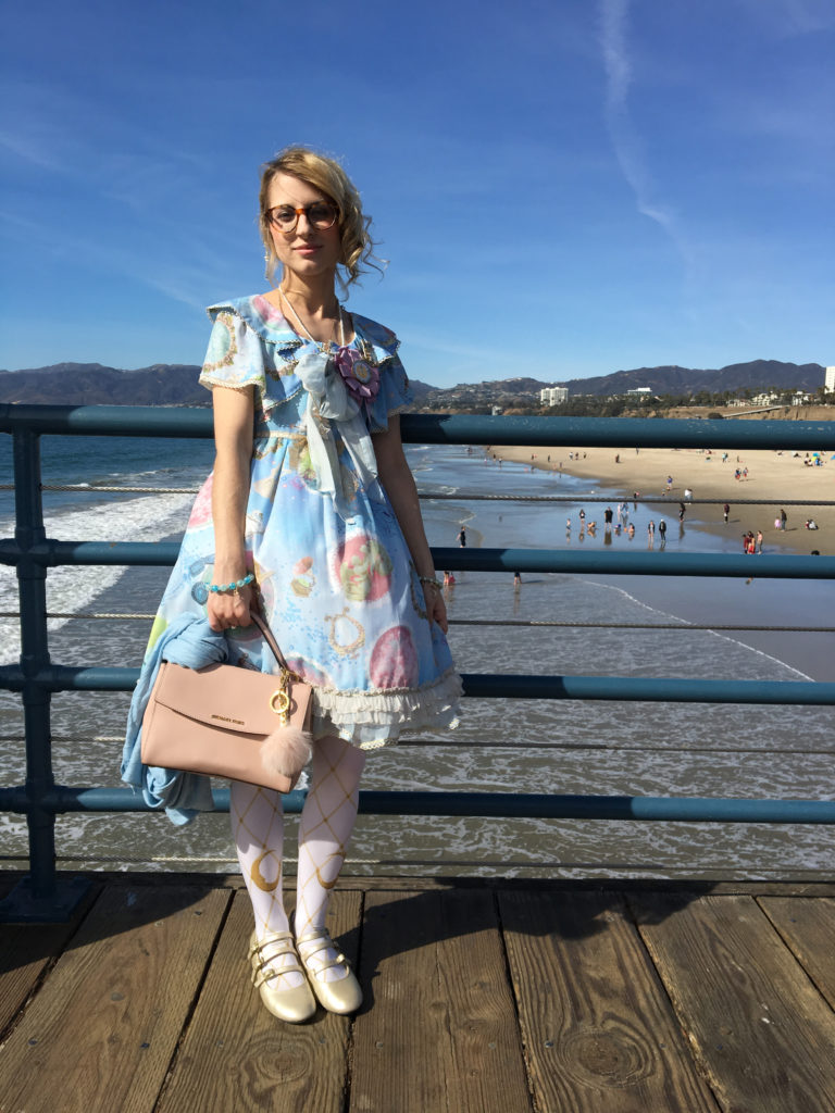 pacific coast lolita