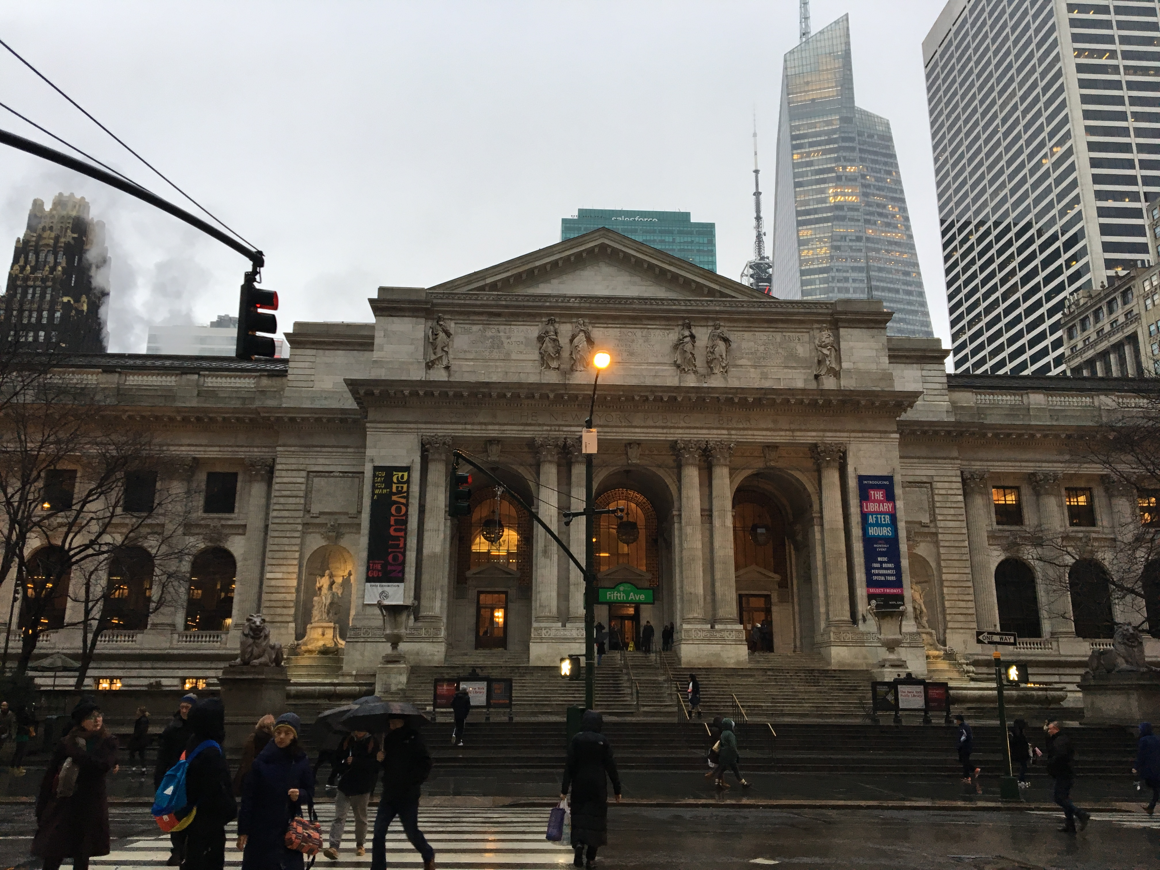 Math Museum, Library, St  Patrick's, Grand Central: NYC Part
