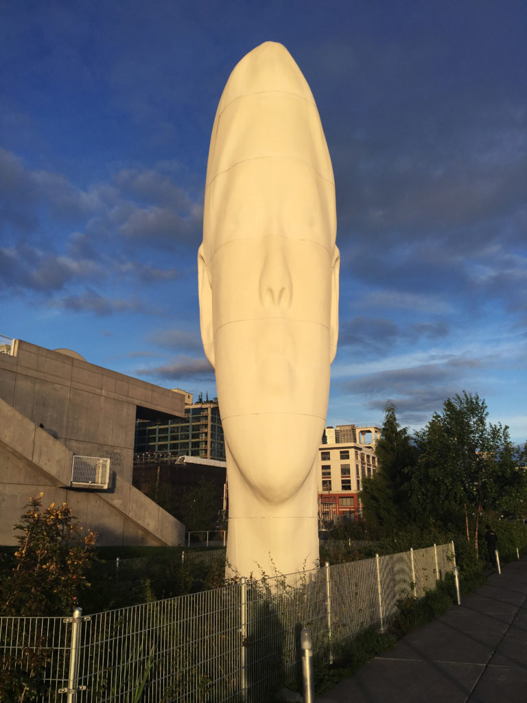 echo seattle sculpture