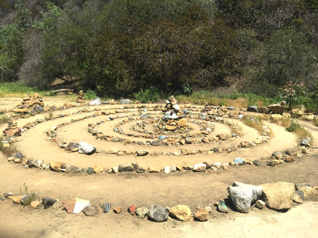 runyon stone spiral