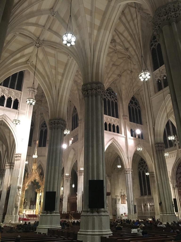 st patricks church arches 3